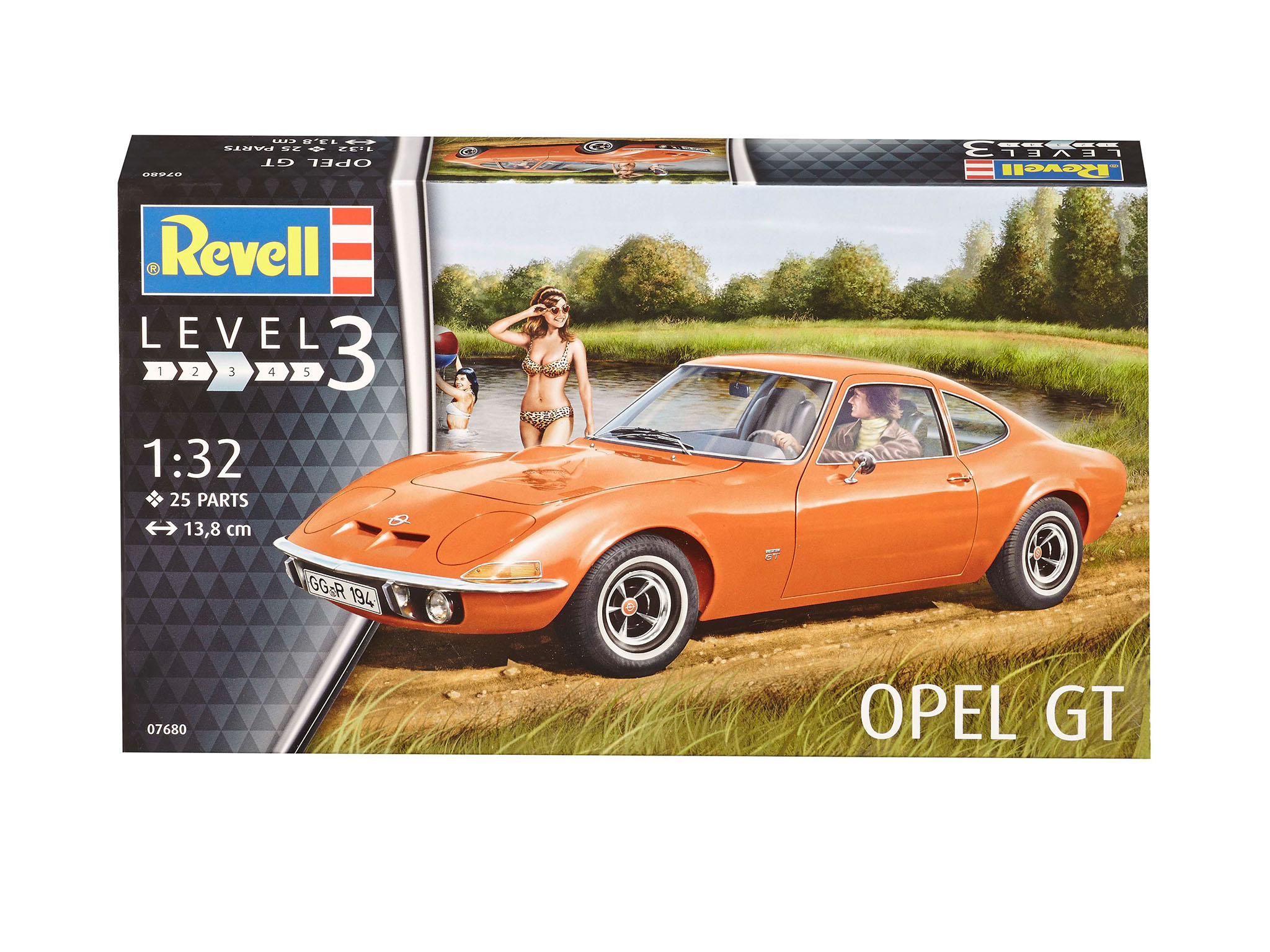 Electric Fuel Pump Wiring Opel Gt Electrical Diagrams 1972 Diagram Revell 1 32 Sussex Model Centre Smc Installation