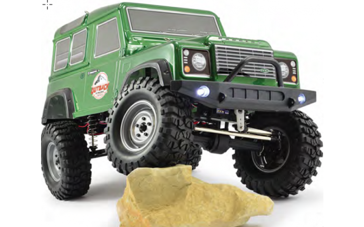FTX Outback 2 - Tundra 2 - Ready-To-Run Trail Vehicle