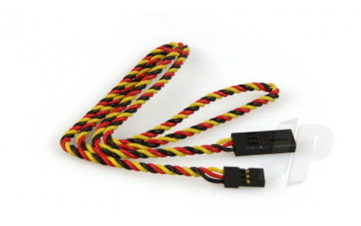 Hitec Twisted 24 Inch H/D Extension Lead (54611S)
