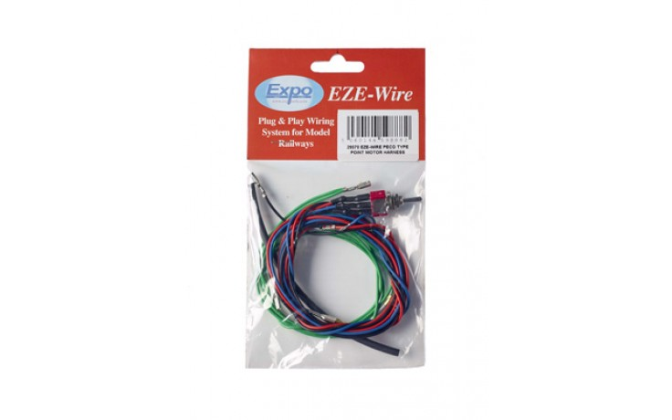 EZE-WIRE PECO TYPE POINT MOTOR HARNESS