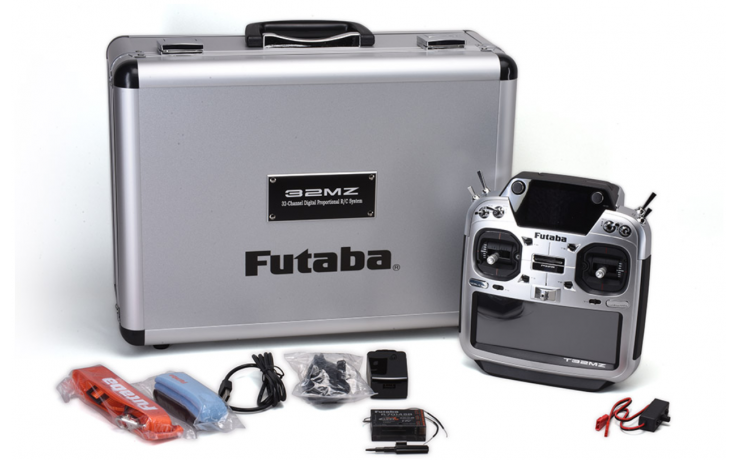 Futaba 32MZ Transmitter with R7014SB receiver - combo