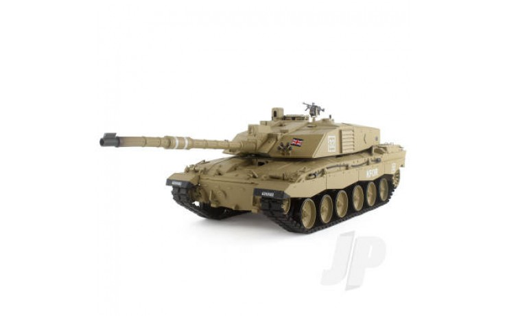 1:16 British Challenger 2 (2.4GHz+Shooter+Smoke+Sound)