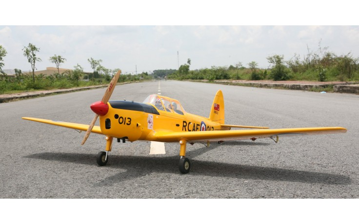 Chipmunk DHC-1 1/5 Scale 20cc (80in) (SEA-304Y)
