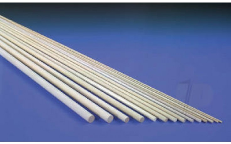 6mm-(1/4) Hardwood Dowel 900mm