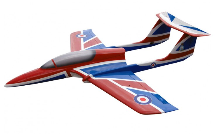 JSM Xcalibur (RAF Display Scheme)
