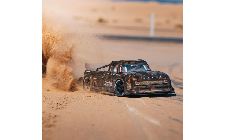 Arrma 1/7 INFRACTION All-Road Street Bash 6S BLX RTR with AVC - For All Road Drifting & so MUCH MORE