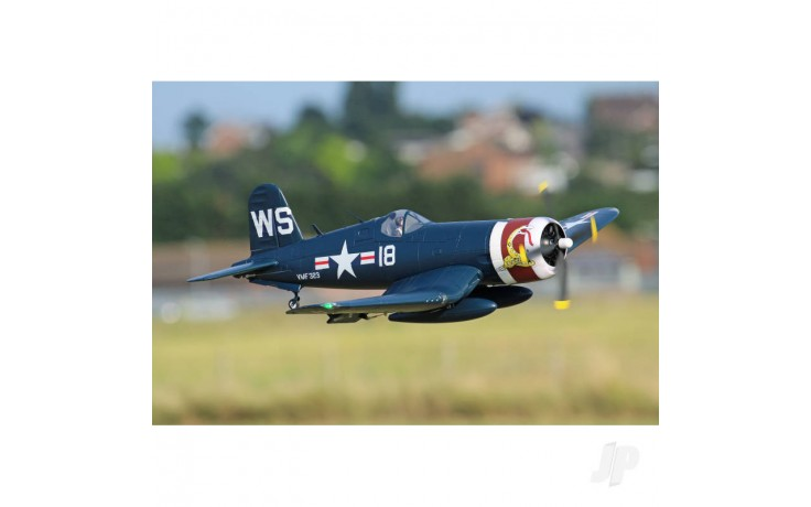 Arrows Hobby F4U Corsair PNP with Retracts (1100mm)
