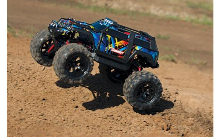 Traxxas  1/16 Summit XL2.5 4WD - with radio  battery and charger