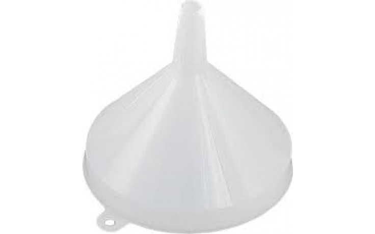 7.5cm Clear Funnel