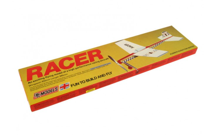 Racer (Rubber Powered)