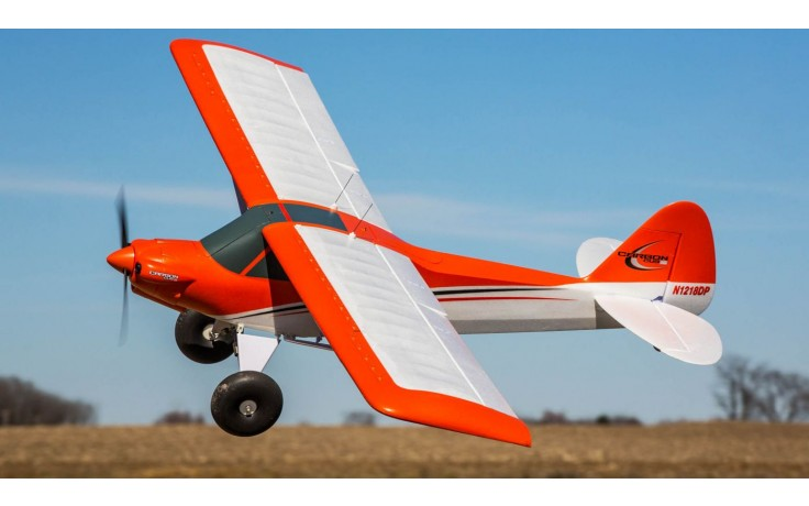 E-Flite Carbon-Z Cub SS 2.1m BNF Basic with AS3X and SAFE Select  FOR PRE ORDER ONLY