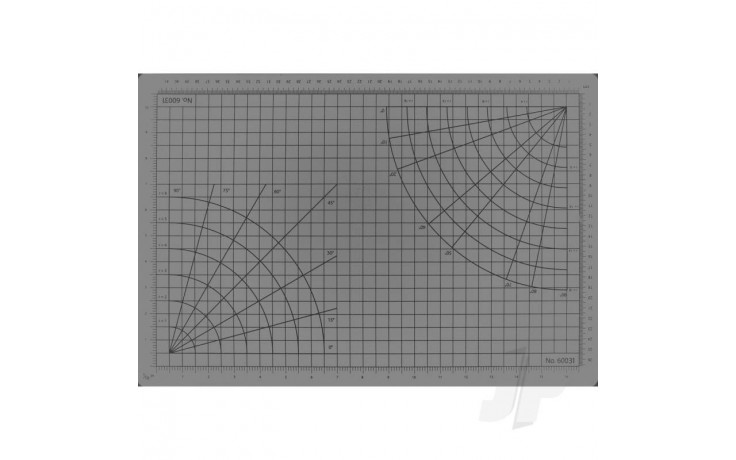 12x18in Self-Healing Cutting Mat Clear (Bulk)