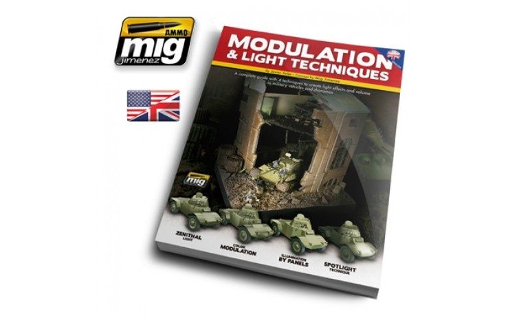 (mig 6006 in cat) MODULATION & LIGHT TECHNIQUES GUIDE BOOK