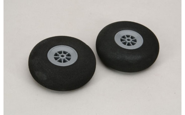 Foam Wheel - 76mm/3 Inch     (Pk2)