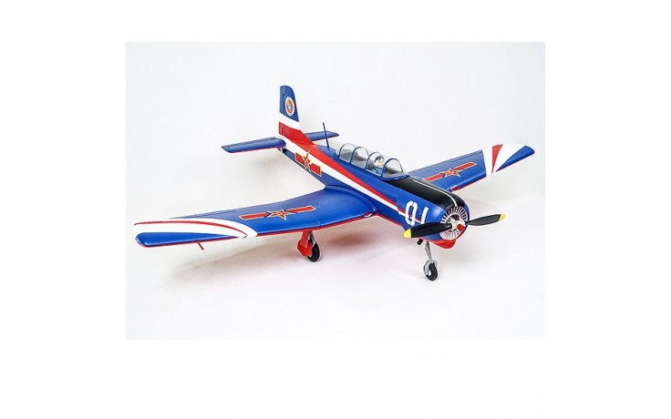 FMS NANCHANG CJ-6 V2 ARTF With  REFLEX with out TransmiterReceiver or Battery