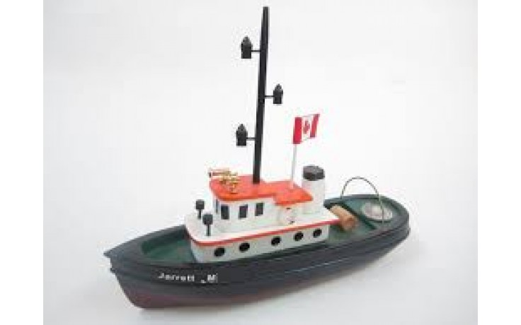 Jarrett M - Static wooden boat kit