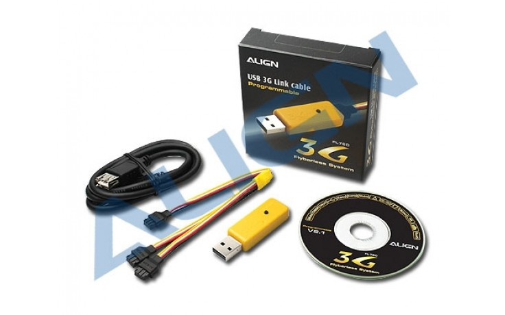 Align HEP3GF02T 3G Link Cable