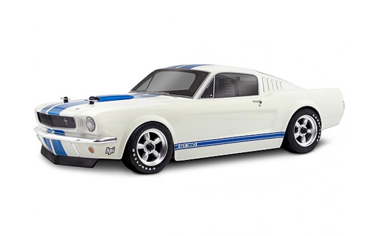 1965 FORD SHELBY GT-350 BODY (200MM/WB255MM)