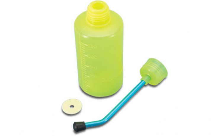 Fluorescent Fuel Bottle - 250cc