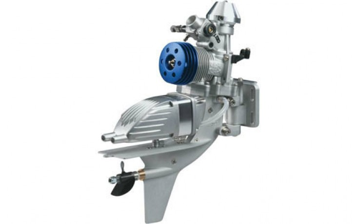 OS Engine MAX 21XM Version II Outboard