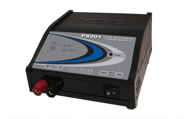 Fusion 200W 13.8V Power Supply EURO