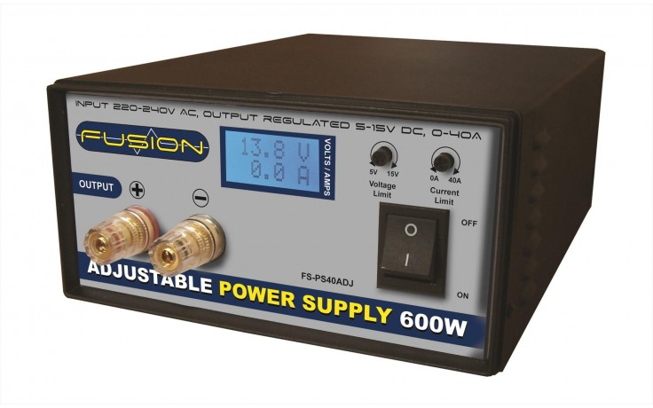 Fusion 600W Power Supply