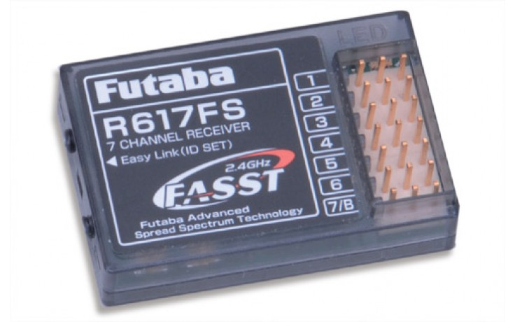 Futaba R617FS 2.4GHz 7 Channel Receiver -SPECIAL OFFER WHILE STOCK LASTS