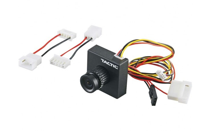 FPV-C2 Video Camera 600TVL 30x30mm with Tx/Batt Cable