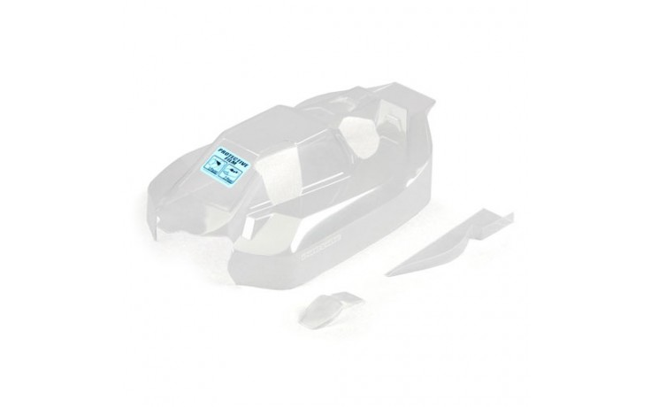 PROLINE PRE-CUT PHANTOM CLEAR BODY FOR TLR 8IGHT 3.0