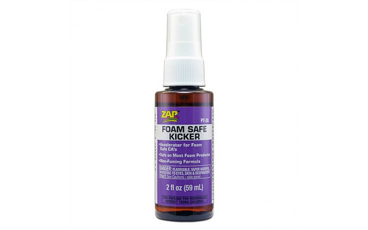 Foam safe Kicker 2 oz