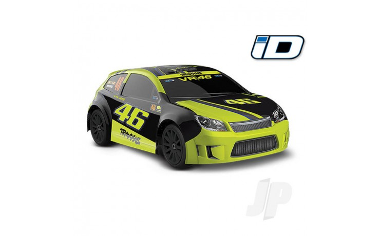 LaTrax Rally 1:18 4WD Electric Rally Racer with Officially Licensed Painted Body