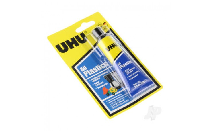 UHU All Plastics Adhesive 33ml