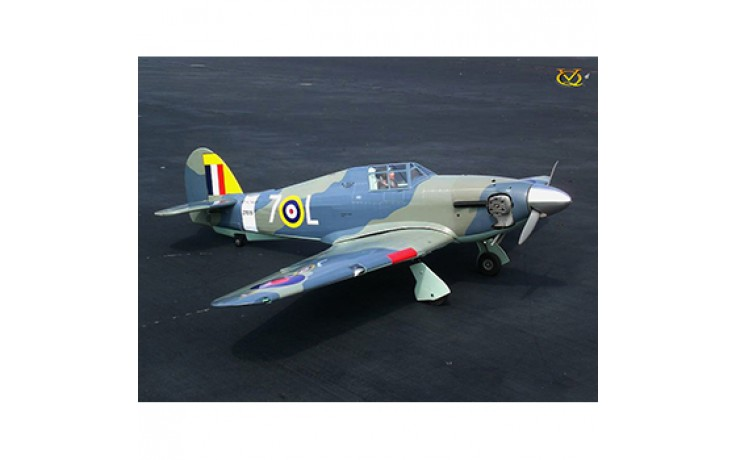 VQ Hawker Hurricane ARF Model - FOR PRE ORDER ONLY