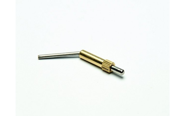 Canopy Lock Brass 23mm