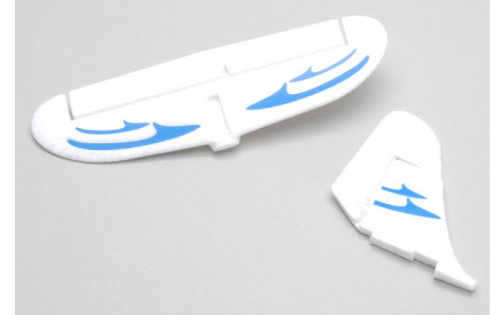 Tailplane and Fin Set - Sky 500