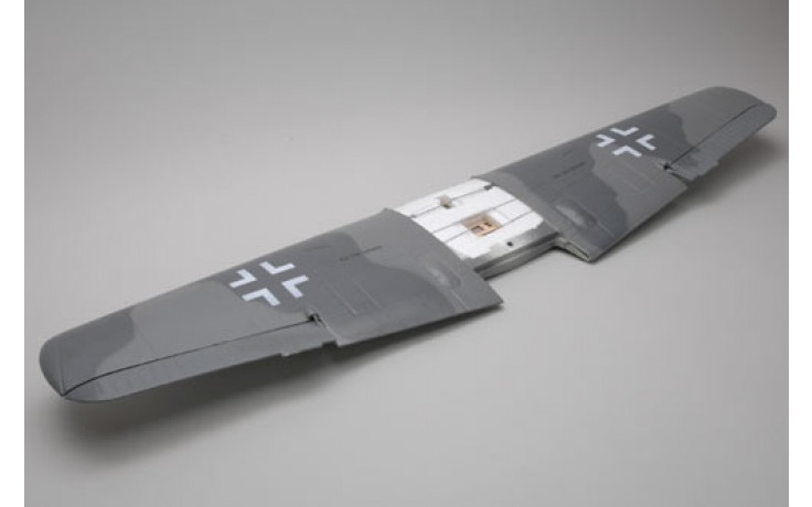 Wing W/Out Servos - FW190