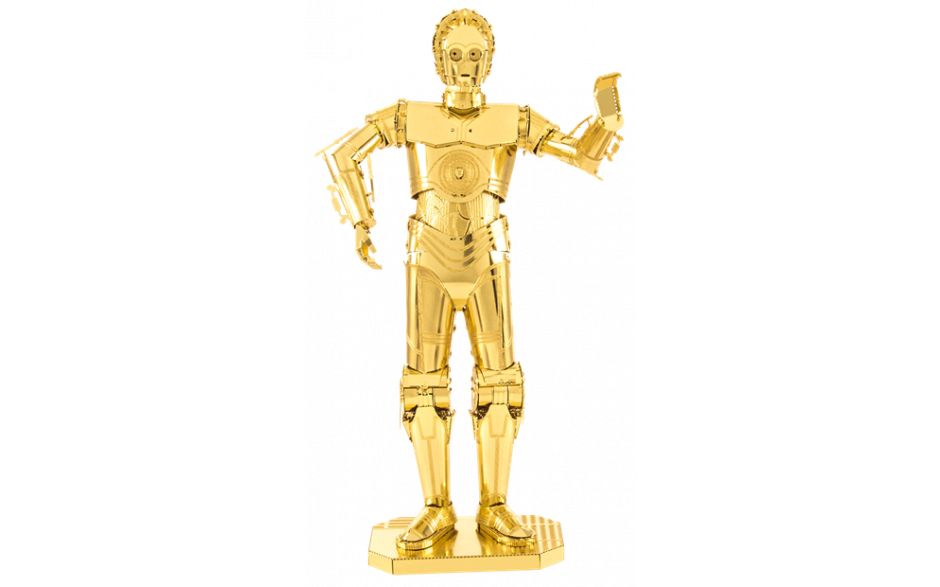 Metal Earth STARWARS C-3PO