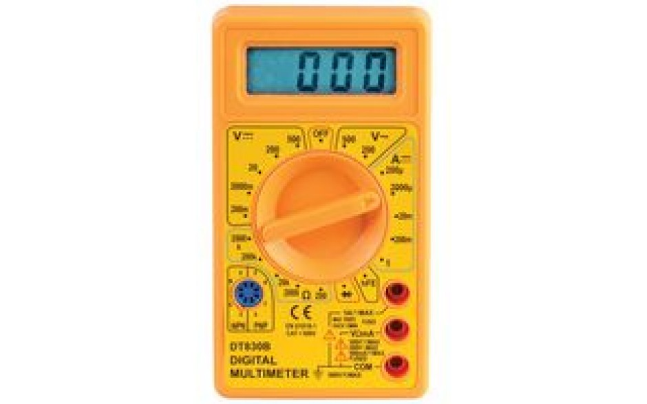 DURATOOL Digital multimeter