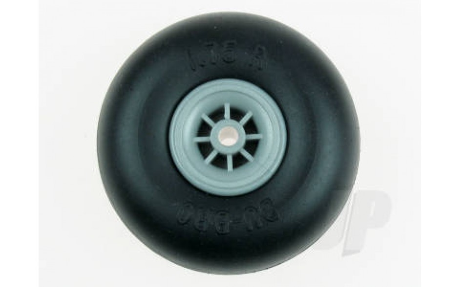 Dubro Wheels 2inch Smooth pair DB200s