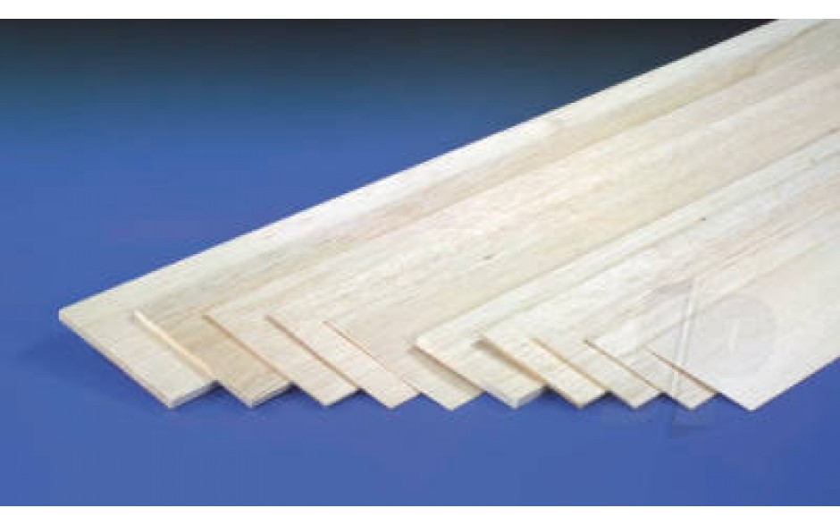 how to cut balsa wood sheets
