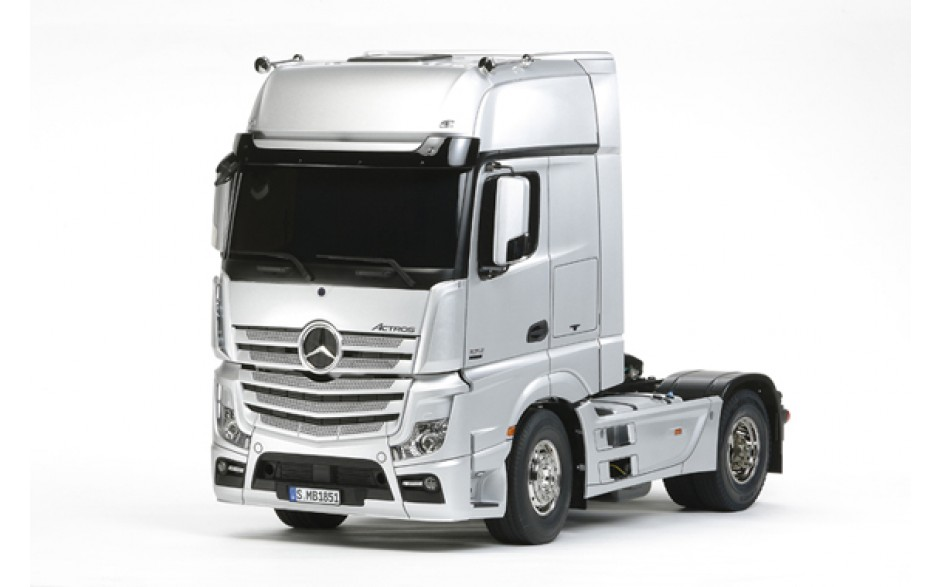 Tamiya RC 1/14 Mercedes ACTROS 1851 Gigaspace 4x2 kit