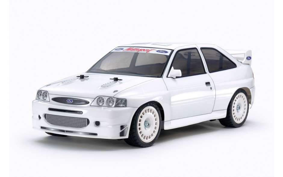 Tamiya Ford Escort Cosworth 1998 Custom TT-02 1/10