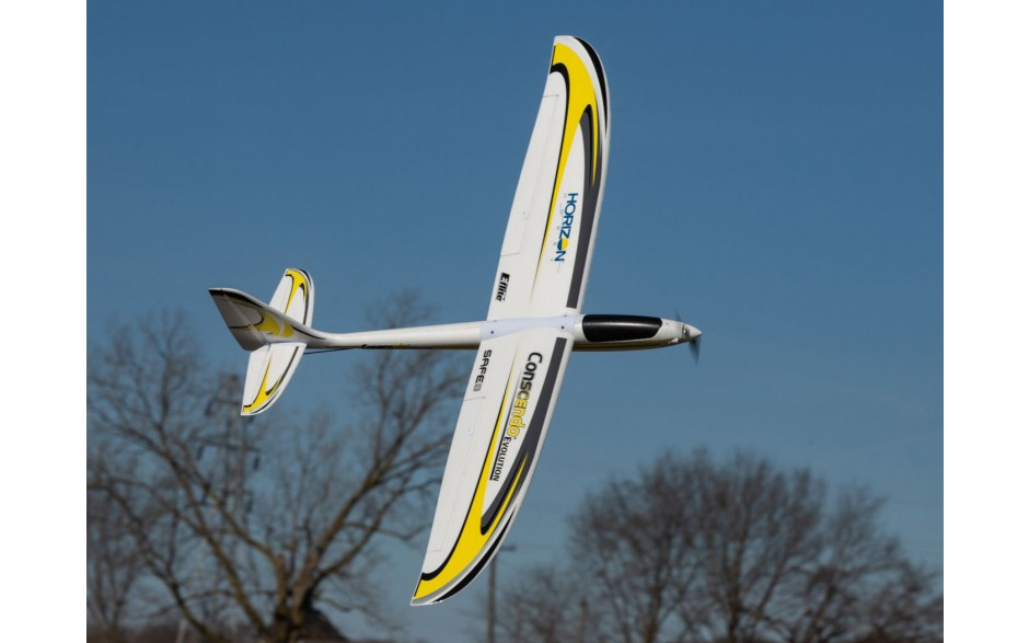 E-flite Conscendo Evolution 1.5m BNF Basic