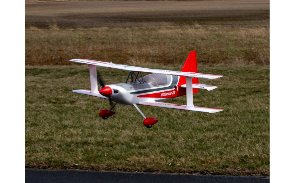 E-flite Ultimate 3D 950mm SMART BNF Basic w/AS3X & SAFE