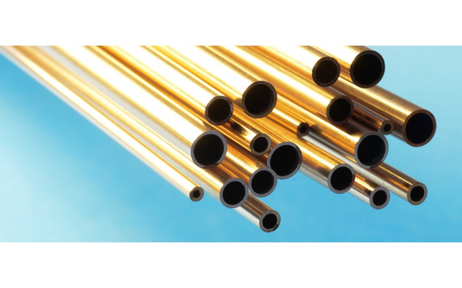 Micro Brass Tube 0.5 mm (1 pieces) 1m lengths