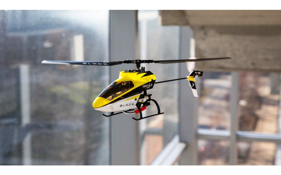 Blade 120 S2 Ready to Fly with SAFE Technology