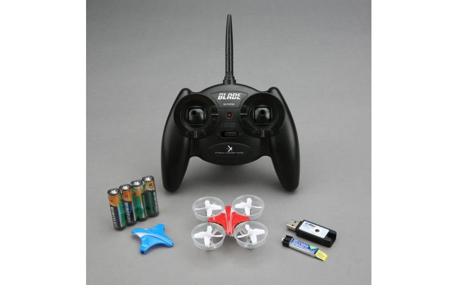 Blade Inductrix Quadcopter RTF