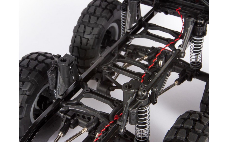 Axial SCX10II UMG10 6x6 RTR (requires Battery and Charger)