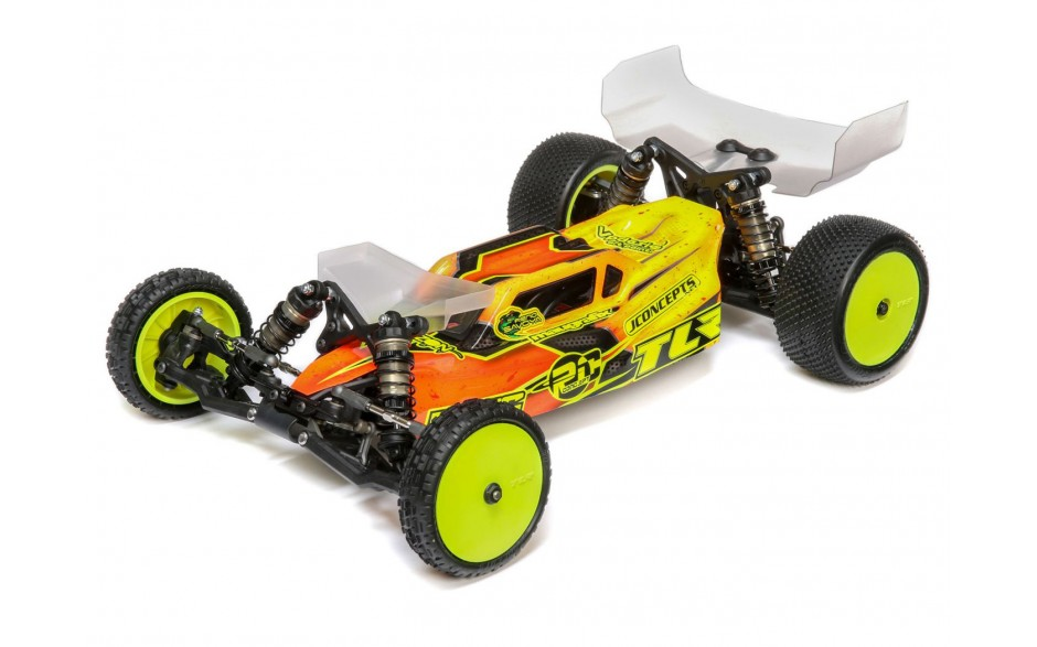 Losi TLR 22 5.0 AC (astro/carpet) 1/10 2WD Buggy Kit