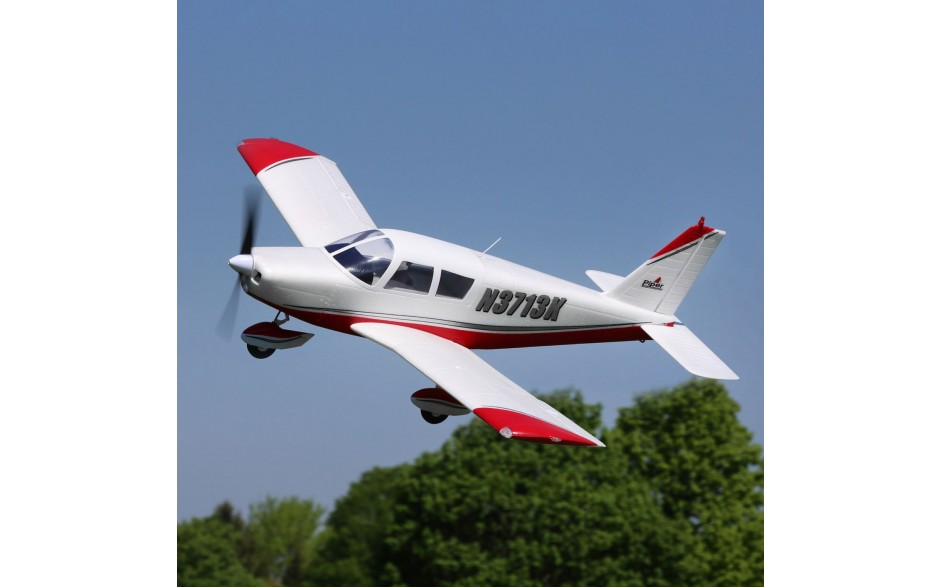 E-Flite Cherokee 1 3m BNF Basic with AS3X and SAFE Select